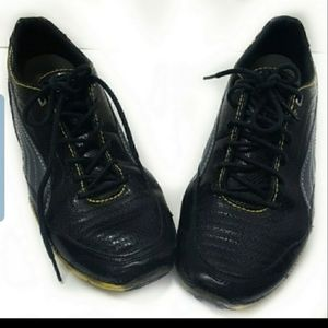 Puma Black Sneakers Size 9 1/2